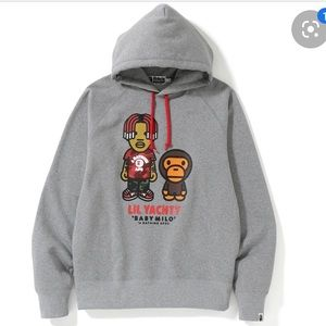 Bape x Yachty hoodie